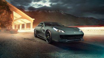 Wallpaper Ferrari Gtc4lusso By Novitec Rosso Best HD Image
