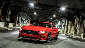 Wallpaper Ford Mustang Gt Performance Pack Level 2 Best HD Image