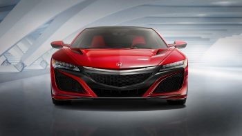 Wallpaper Honda Nsx Photo