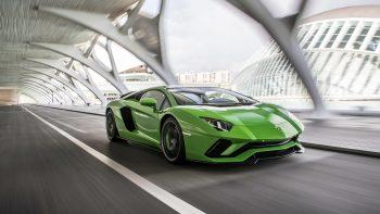 Wallpaper Lamborghini Aventador S Best HD Image