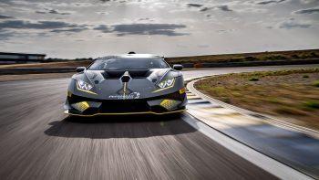 Wallpaper Lamborghini Huracan Super Trofeo Evo Best HD Image