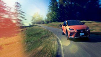 Wallpaper Lexus Nx 300 F Sport Best HD Image
