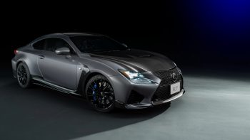 Wallpaper Lexus Rc F 10th Anniversary Limited Edition Best HD Image