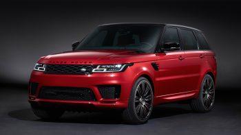 Wallpaper Range Rover Sport Autobiography Best HD Image