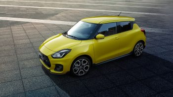 Wallpaper Suzuki Swift Sport Best HD Image