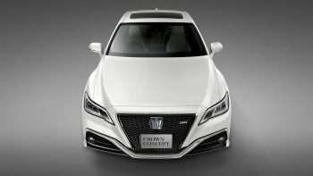 Wallpaper Toyota Crown Concept Best HD Image