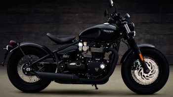 Wallpaper Triumph Bonneville Bobber Best HD Image