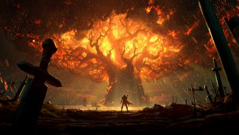 World Of Warcraft Battle For Azeroth Key Art  4K 8K
