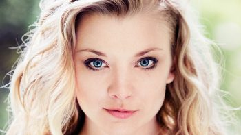 Actress Natalie Dormer 3D Wallpaper Download
