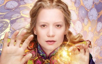 Alice Kingsleigh Alice Through The Looking Glass Background HD Wallpapers