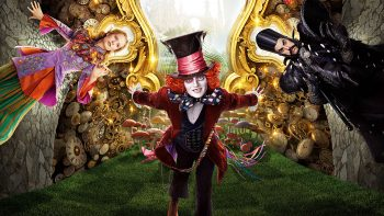 Alice Through The Looking Glass Ultra HD Wallpaper