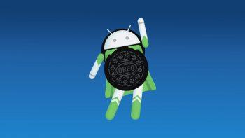 Android Oreo Stock 5K