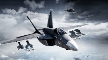 Arma 3 Jets Dlc Key Art Download HD Wallpaper