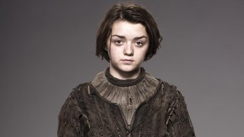 Arya Stark Game Of Thrones 3D Wallpaper Download