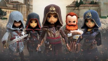 Assassins Creed Rebellion Ios Android Game Download HD Wallpaper