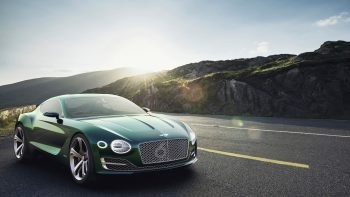 Bentley Exp 10 Speed 6 Concept Car
