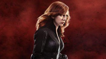 Black Widow Scarlett Johansson Captain America Civil War