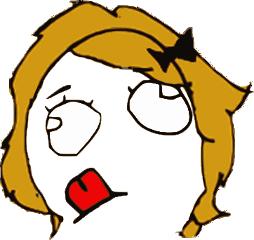 Blonde Funny Meme Download Red Funny Meme Download Tongue
