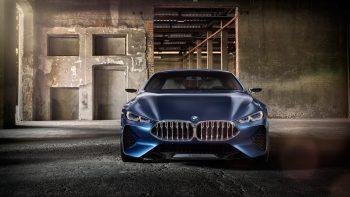 Bmw Concept 8 Series 4K