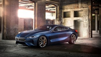 Bmw Concept 8 Series Nice Wallpaper 4K