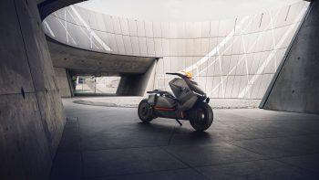 Bmw Motorrad Concept Link 4K