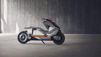 Bmw Motorrad Concept Link Scooter
