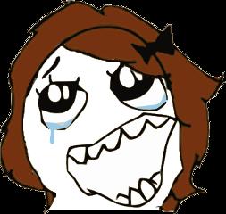 Brunette Funny Meme Download Excited Funny Meme Download Tears