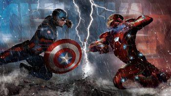 Captain America Civil War Concept