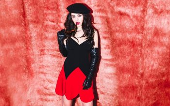 Charli Xcx Sucker Creative HD Wallpapers For Mobile