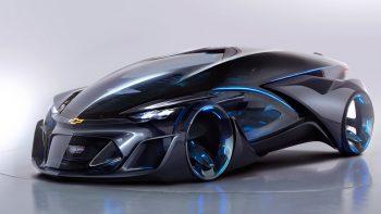 Chevrolet Fnr Sports Concept