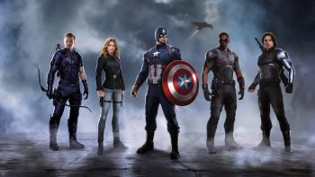 Civil War Captain America Team