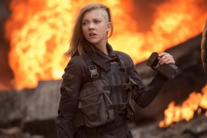 Cressida Natalie Dormer Hunger Games