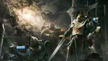 Dark Angels Warhammer