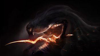 Dark Souls Iii Monster Concept