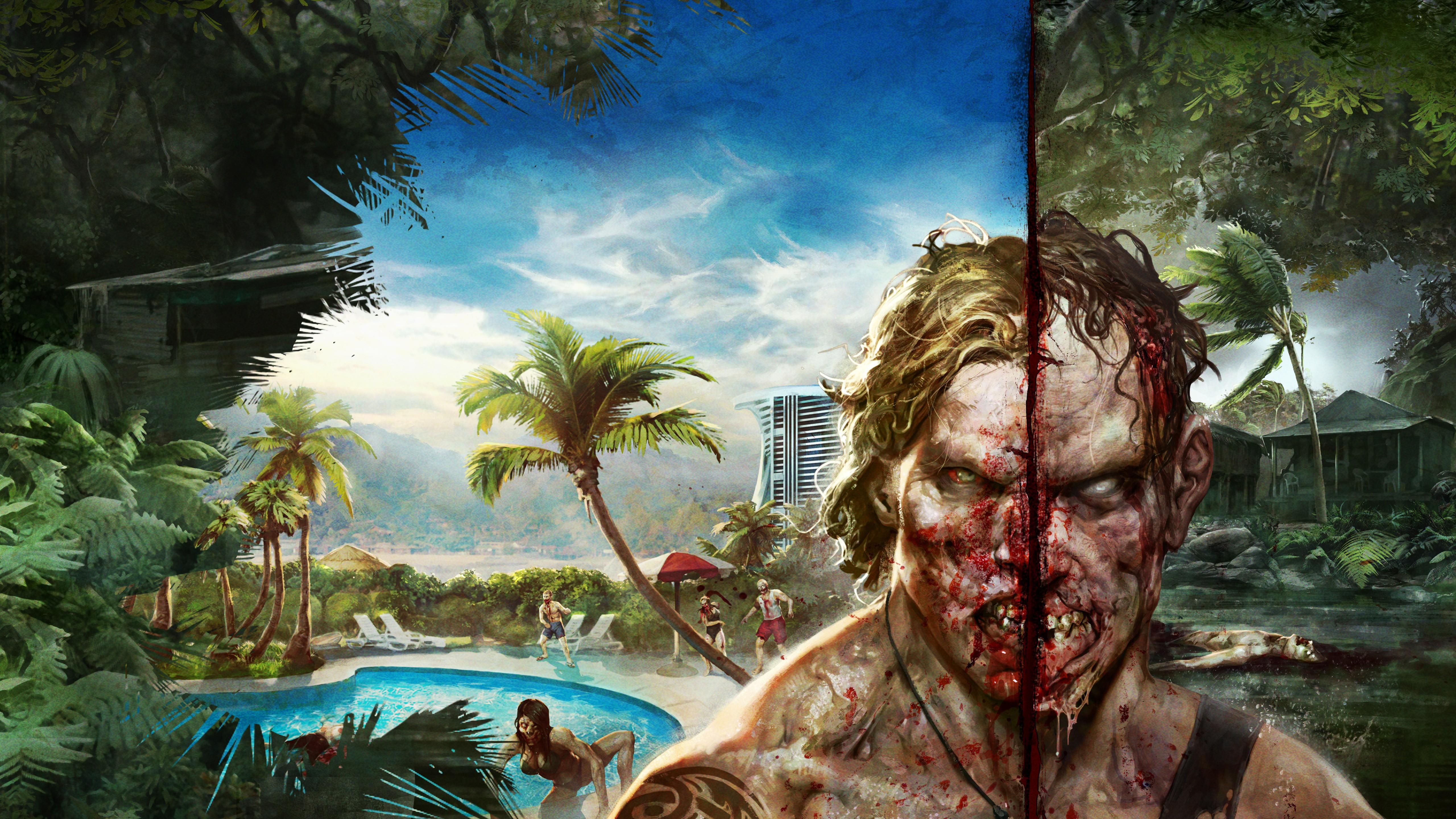 Dead Island Definitive Edition Black Screen