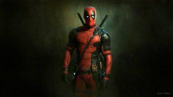 Deadpool 3D Wallpaper Download