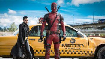 Deadpool Ryan Reynolds Brianna Hildebrand