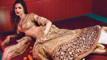 Deepika Padukone Traditional Bride