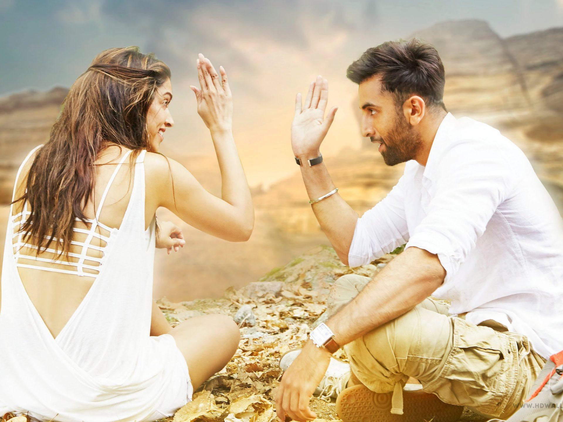 Deepika Ranbir Tamasha Movie Background HD Wallpapers ...