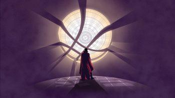 Doctor Strange Minimal Artwork HD