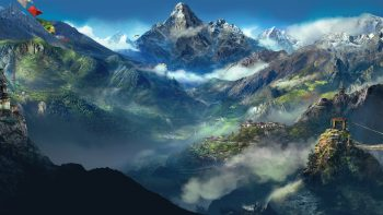 Far Cry Himalayas HD Wallpapers For Android