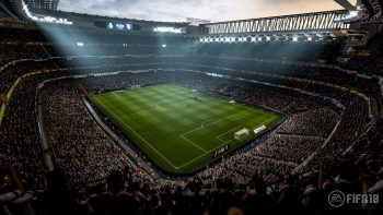 Fifa 18 Soccer Video Game Stadium Download HD Wallpaper 8K
