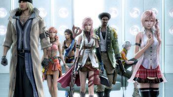 Final Fantasy Artwork Download HD Wallpaper