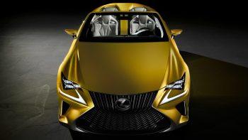 Full Ultra HD Wallpaper Lexus Lf C2 Concept Convertible