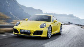 Full Ultra HD Wallpaper Porsche 911 Carrera 4s