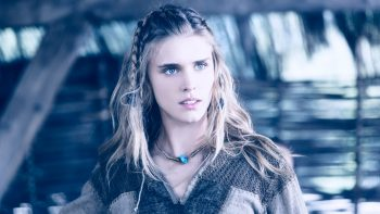 Gaia Weiss In Vikings HD Wallpapers For Android