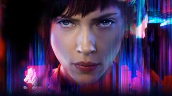 Ghost In The Shell Scarlett Johansson HD