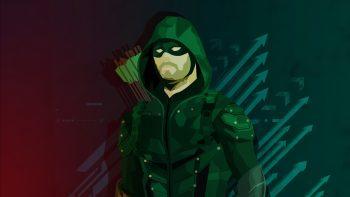 Green Arrow Minimal Artwork HD