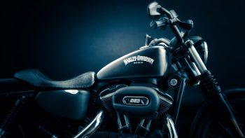 Harley Davidson Iron 883 Download HD Wallpaper