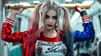 Harley Quinn Cosplay 4K